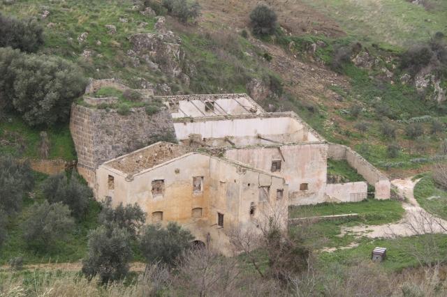 Mulino del Rio Sardo.Foto Aiello 2009