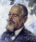 Luigi Natoli,dipinto di F.Camarda,1934