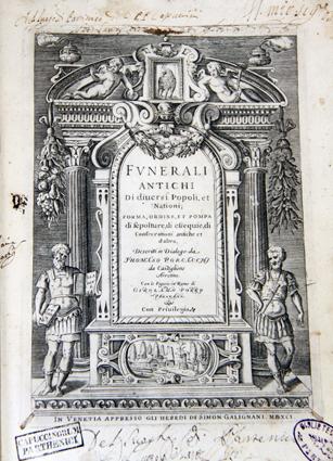Edizione tardo cinquecentina,Venezia 1591