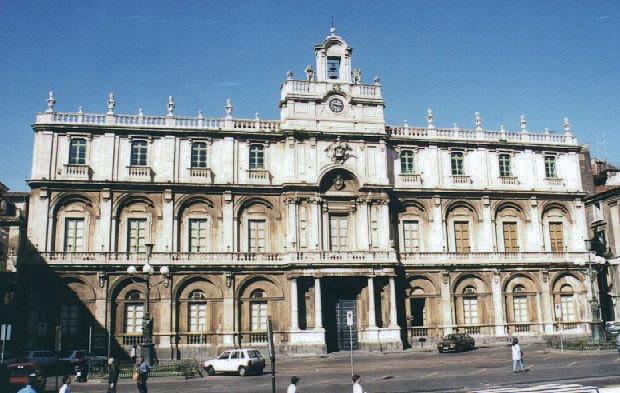 Catania Palazzo S. Giuliano -foto Aiello