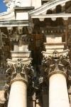 Siracusa,il Duomo,Capitelli