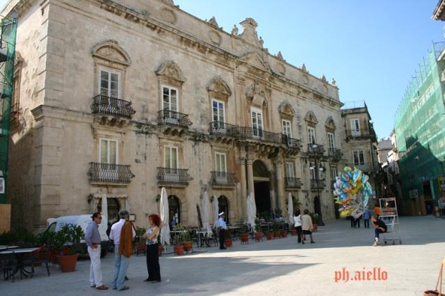 Siracusa Palazzo Beneventano