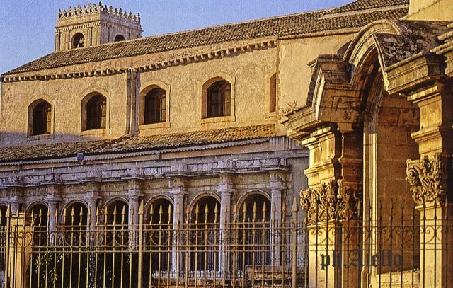 Siracusa-Basilica e sepolcro di Santa Lucia(G.Vermexio?)          (Foto Aiello)