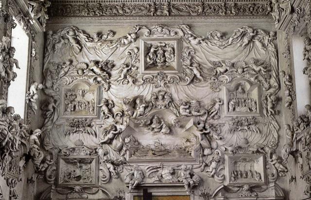 Controfacciata Oratorio del Rosario in Santa Cita-1685-1717-Foto Aiello