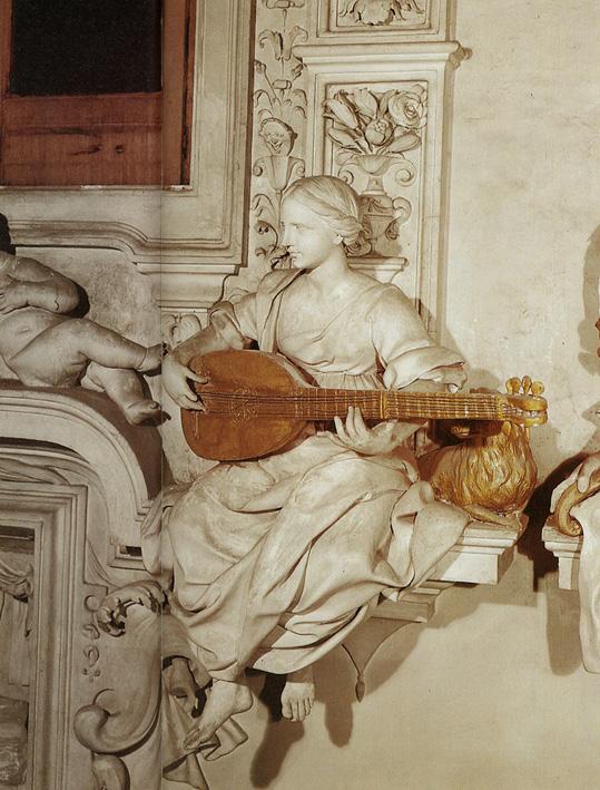 Allegoria della Musica-Oratorio di Santa Cita-Foto Aiello