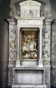 Antonello Gagini-Altare di San Giorgio-Chiesa di San Francesco d'Assisi