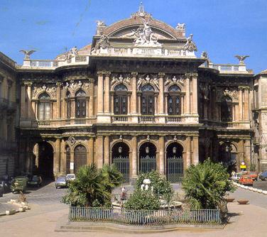 Catania-Teatro Bellini