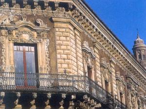 Catania-Palazzo Massa di San Demetrio