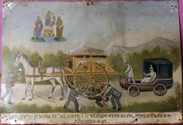 Miracolo fatto a Di Trapani Vito.9 novembre 1909