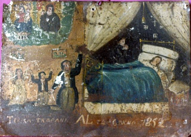 Miracolo fatto a Teresa Trapani,24-6-1852
