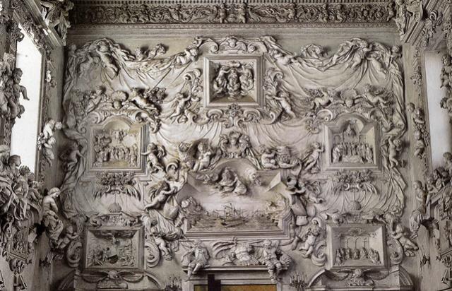 G.Serpotta-Oratorio del Rosario in Santa Cita.