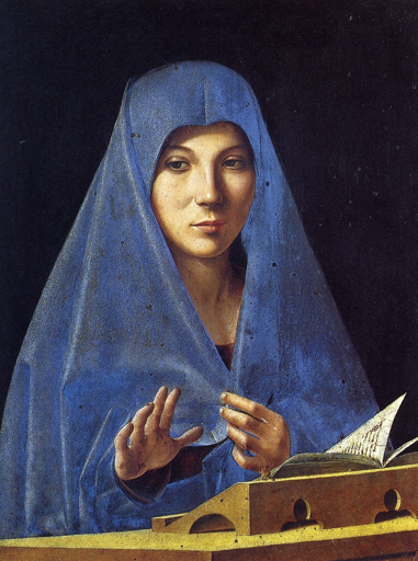 L'Annunciata-Antonello da Messina