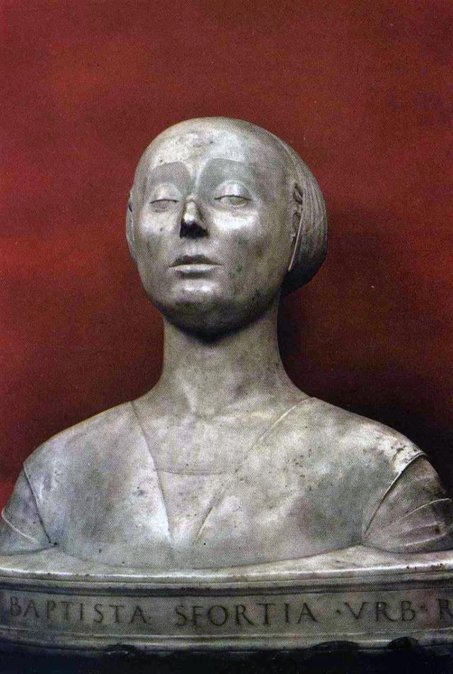 francesco-laurana-busto-di-battista-sforza