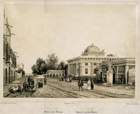 Iconografia del Gimnasyum risalente al 1920 circa