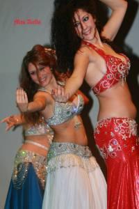 Abiti per danza orientale