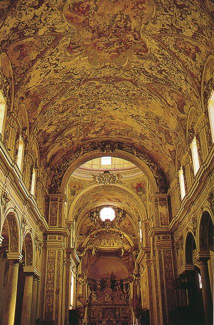 Navata centrale del Duomo